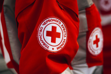 Red Cross sent another 12 t of humanitarian aid to occupied territories of eastern Ukraine