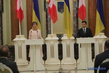 Présidente suisse : « L'ONU et l'OSCE devraient envoyer leurs représentants des droits de l'homme en Crimée »