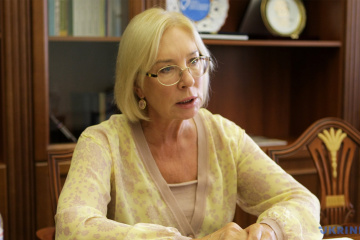 Denisova signs memorandum with head of Ukrainian Women Lawyers Association