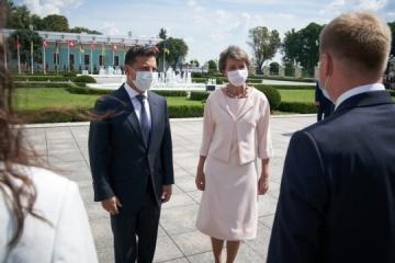 UN, OSCE should send their human rights representatives to annexed Crimea – Swiss president