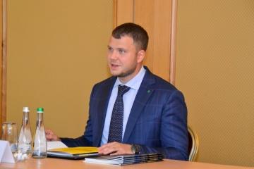 Ucrania y Suiza pueden cooperar en la mejora del material rodante de Ukrzaliznytsia