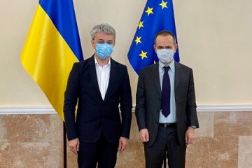 Ukraine, Italy to sign agreement on cultural cooperation – Tkachenko