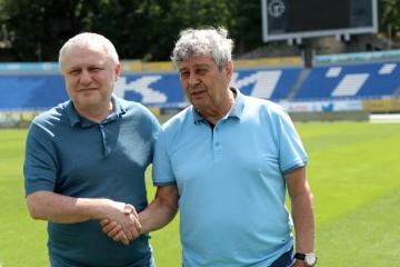 Surkis denies Lucescu's resignation