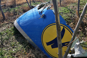 仏にて撃墜ウクライナ機のブラックボックス解析が終了
