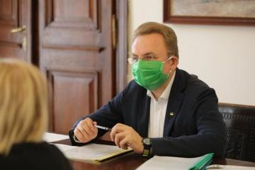 "Lwiw nähert sich der ""roten"" Corona-Stufe – Bürgermeister Sadowyj"