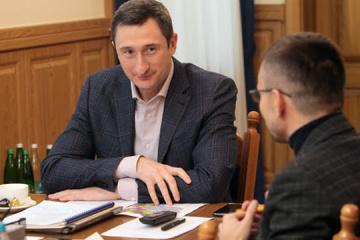 """Ministro Chernyshov: El proyecto """"Construcción a gran escala"""" es una herramienta importante del desarrollo regional"""