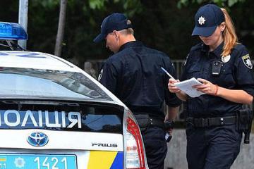 Police searching for 'Poltava terrorist'