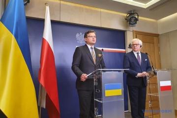 Ucrania invita a Polonia a unirse a la plataforma internacional para la de-ocupación de Crimea