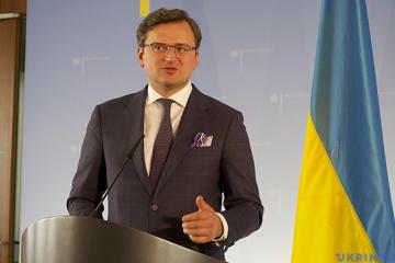 Kuleba: Delegación iraní llegará a Ucrania el 29 de julio para conversar sobre indemnización