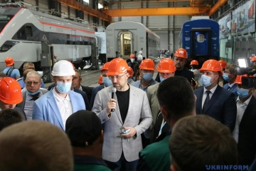 PM Shmyhal: It's critical to build up export potential of Ukraine