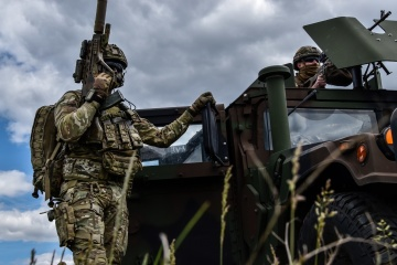 Occupiers violate ceasefire twice in Donbas