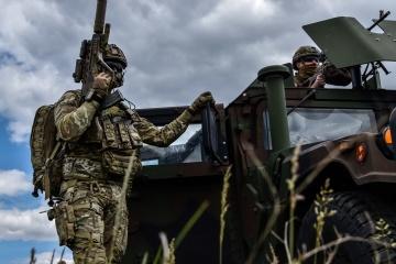 W Donbasie od początku doby nie naruszono rozejmu