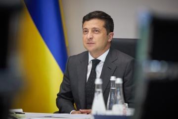 Zelensky soutient la construction du mémorial Babi Yar à Kyiv