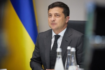 Zelensky names three priorities in relations with Israel