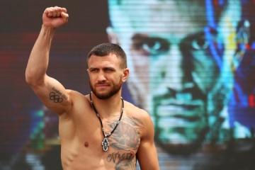 Lomachenko recognized as world's best lightweight boxer according to Boxingtalk