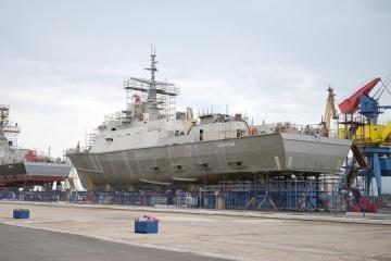 UE: Construcción de barcos rusos en Kerch viola la soberanía de Ucrania y el derecho internacional