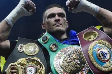 Chisora's manager: Fight with Usyk may take place by mid-October