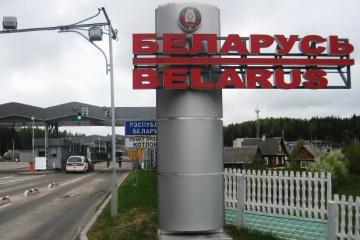 L'Ukraine a renforcé la protection de sa frontière avec le Bélarus