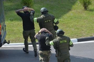 ウクライナ大統領府、ベラルーシで拘束された露傭兵の引渡し可能性に言及