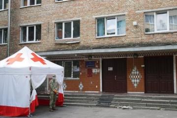 Kyiv reports 102 new coronavirus cases