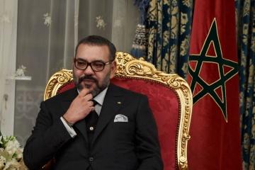 Volodymyr Zelensky a félicité le Roi Mohammed VI du Maroc à l'occasion de la Fête du Trône