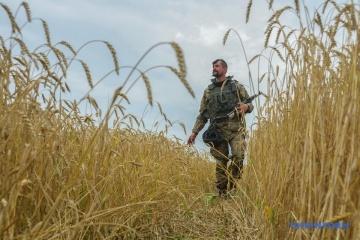 La trêve dans le Donbass violée à quatre reprises, pas de pertes