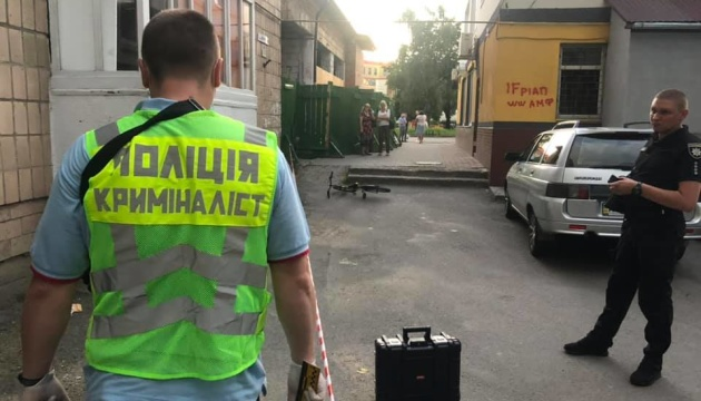 В Івано-Франківську сталася стрілянина, є поранений