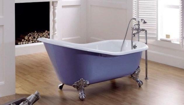 Чугунные ванны: причины популярности и обзор стильных моделей 2020 года