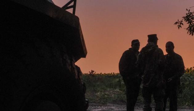 Возле Невельского ранили украинского военного