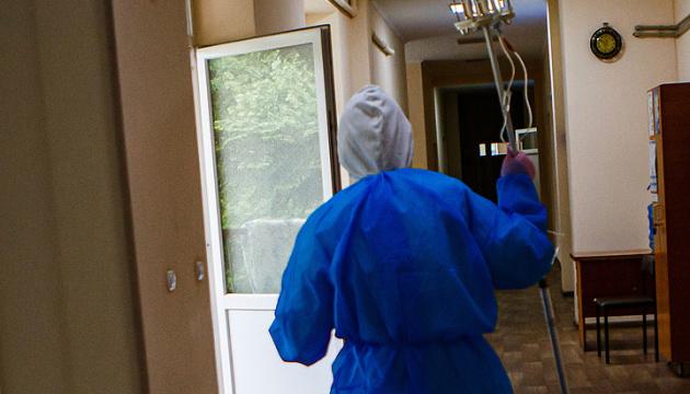 Ucrania notifica 14.496 nuevos casos de COVID-19
