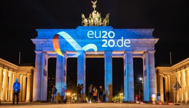 Німеччина розпочала головування в Європейській Раді