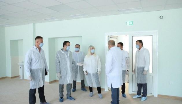 На Вінниччині прискорять «запуск» кардіовідділення Могилів-Подільської ОЛІЛ