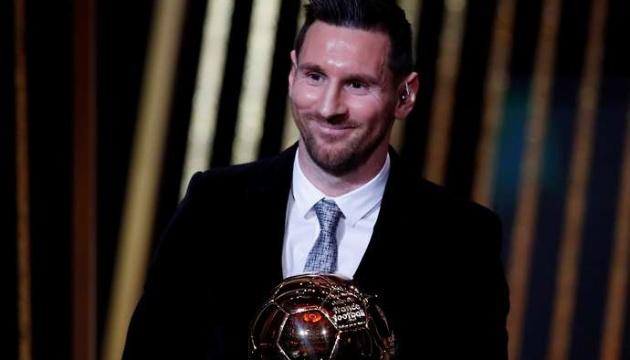 Мессі названий кращим футболістом світу за системою