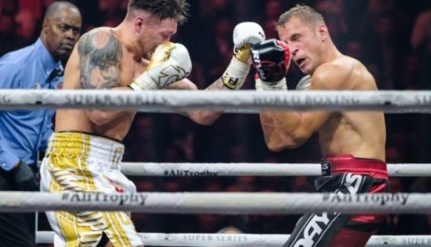 Boxen: Usyk über seinen schwierigsten Kampf