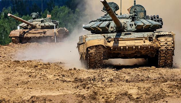 Украина в ОБСЕ: Россия держит на границе три группировки войск, способных к внезапному наступлению