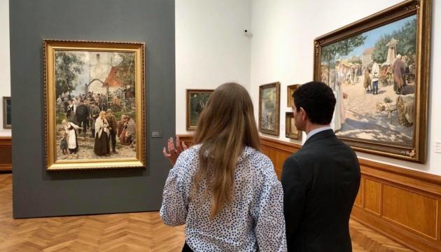 В Латвийском художественном музее скоро появится украиноязычный аудиогид