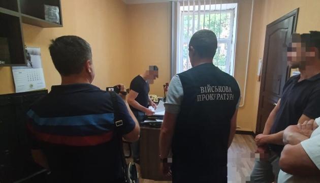 Підполковник СБУ вимагав у підприємця $250 тисяч - Офіс генпрокурора