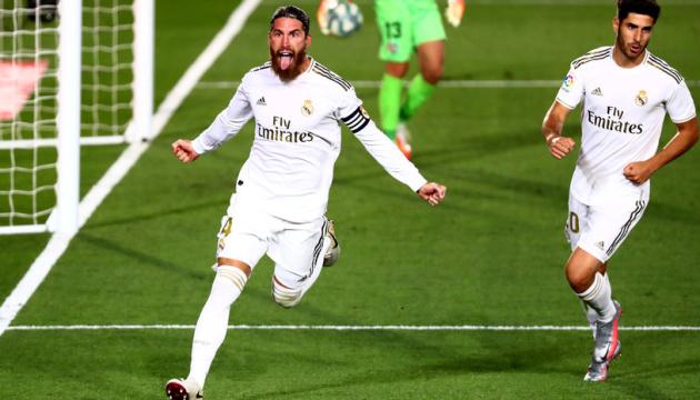 """""""Реал"""" переміг """"Хетафе"""" і зміцнив лідерство в чемпіонаті Іспанії з футболу"""