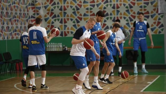 Сборная Украины по баскетболу в августе проведет сбор в Киеве