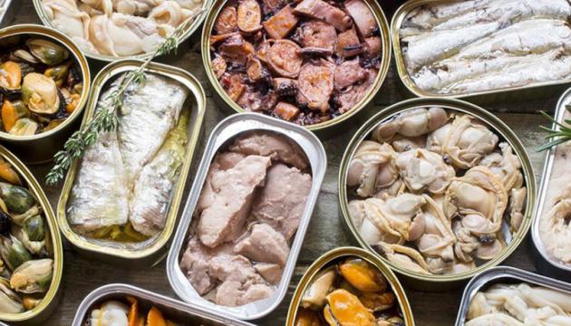 Україна експортувала готової та консервованої риби на понад $2,4 мільйона