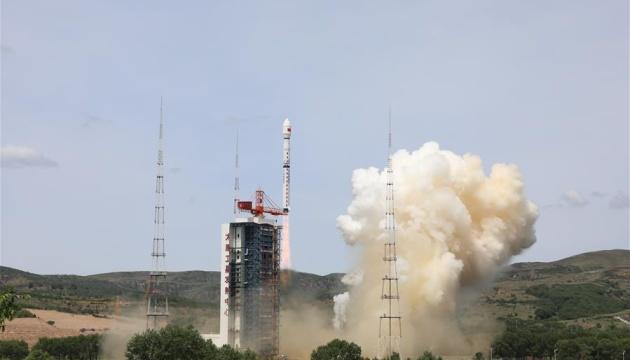 Китай запустив на орбіту супутник дистанційного зондування