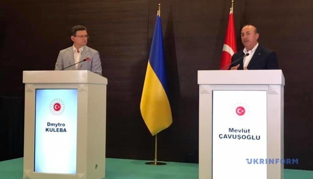 Київ і Анкара мають потенціал до подвоєння товарообігу - Чавушоглу