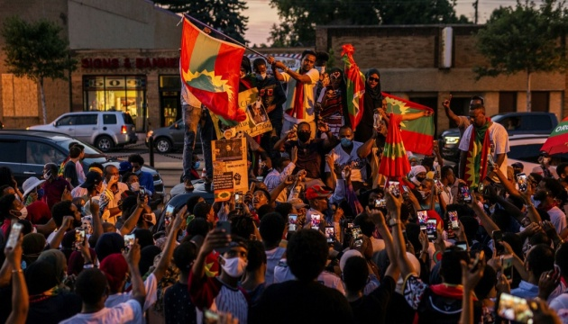Протести в Ефіопії - загиблих уже 239