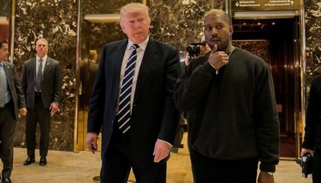 Репер Каньє Вест іде у президенти США