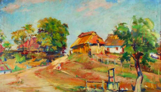 113 років тому народилася українська художниця-емігрантка Людмила Морозова