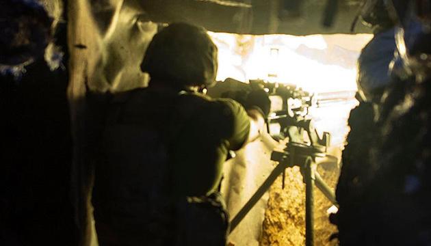 Les occupants ont violé le cessez-le-feu dans le Donbass