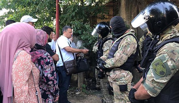 Detenidos siete tártaros de Crimea en la Crimea ocupada
