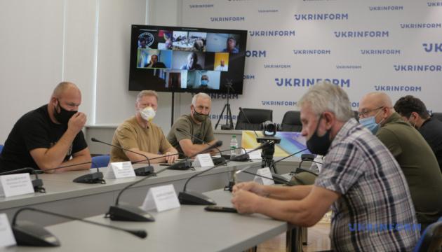 Організація та проведення Ходи ветеранів у День Незалежності України 24 серпня 2020 року