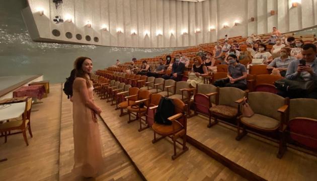 Киевское хореографическое училище возглавила прима Оперного театра