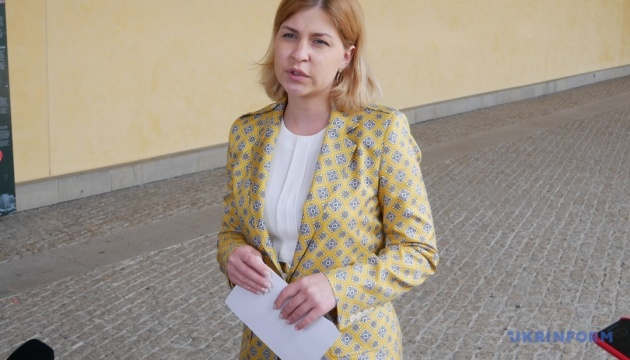 Stefanishyna: El Acuerdo ACCA ayudará a aumentar las exportaciones de productos industriales terminados a la UE
